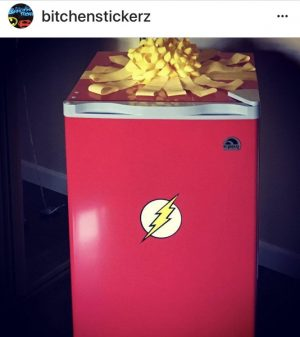 Flash Fridge