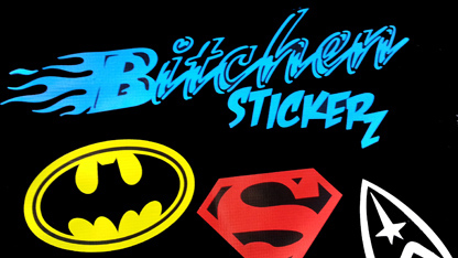 Bitchen Stickerz