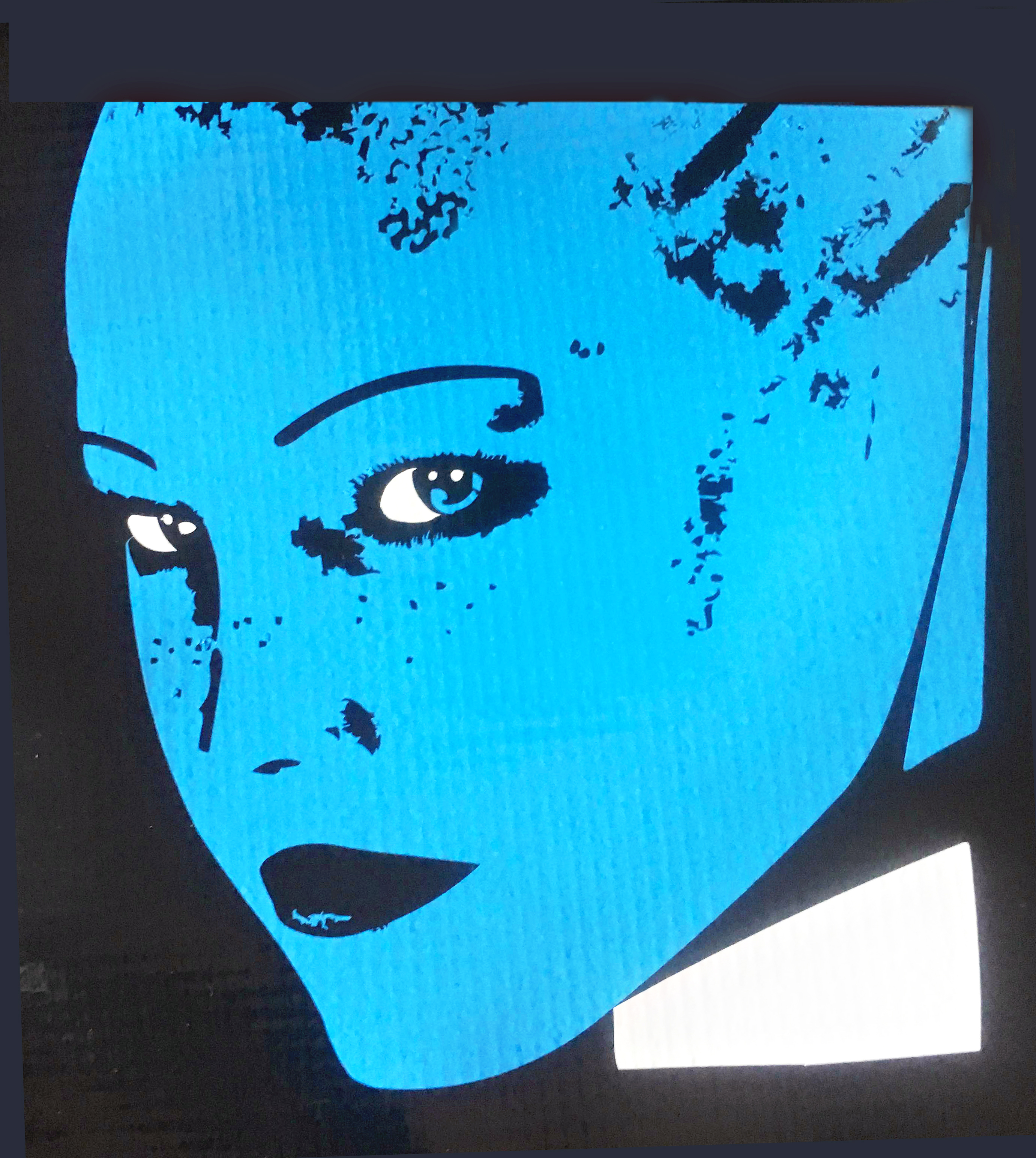 masseffect Liara Blue