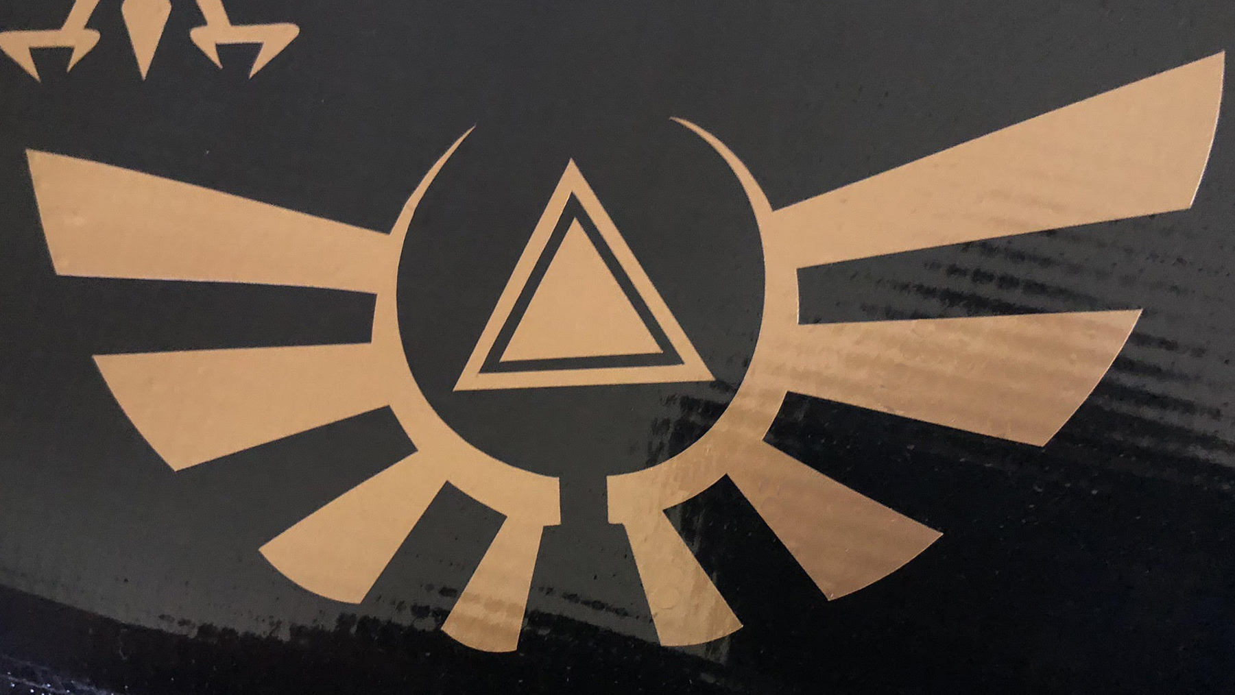 Legend Of Zelda Triforce Symbol Bitchen Stickerz